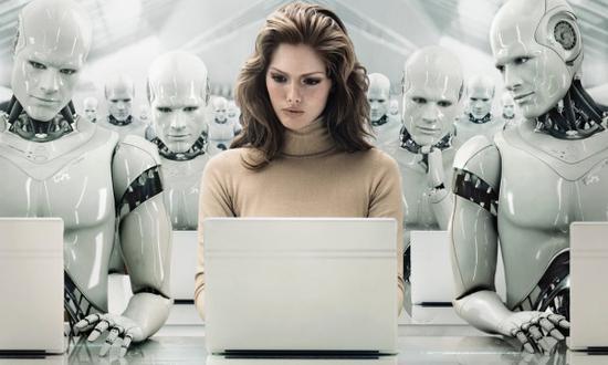 调查:多数企业承诺不会因AI技术裁掉员工的照片