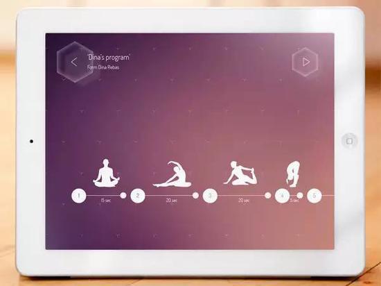 而且不光是瑜伽,其实 Tera 有配套的应用,你还可以练习更高阶的瑜伽、普拉提,甚至更为小众的泰拳、卡泼卫勒舞等等。