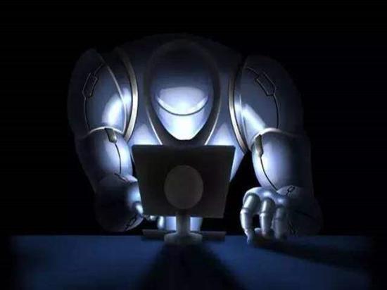 全球52%互联网流量来自机器人(图片来自baidu)
