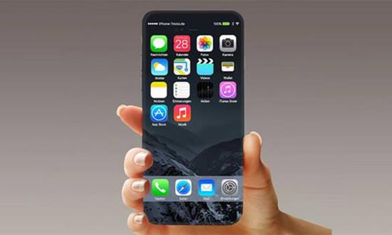 就一块玻璃五年后的iPhone和我的一天