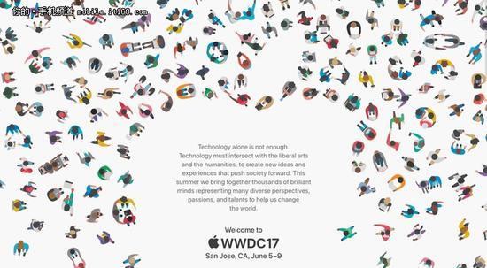 WDC2017海报