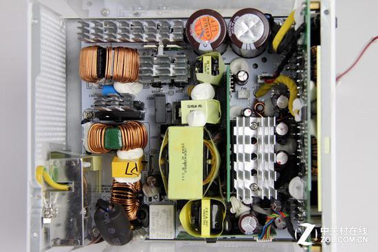 品质电源应该有的内部做工