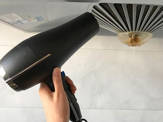 肥皂和吹风机 油烟机清洁妙招哪家强?|油烟机