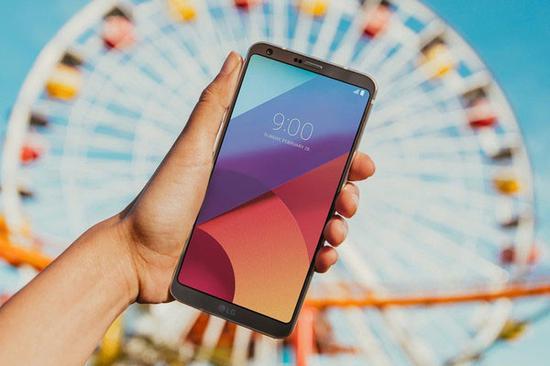 LG G6回归一体化设计