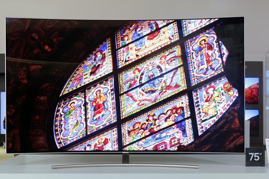 QLED光量子点电视新品