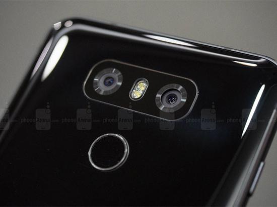 LG G6双摄像头