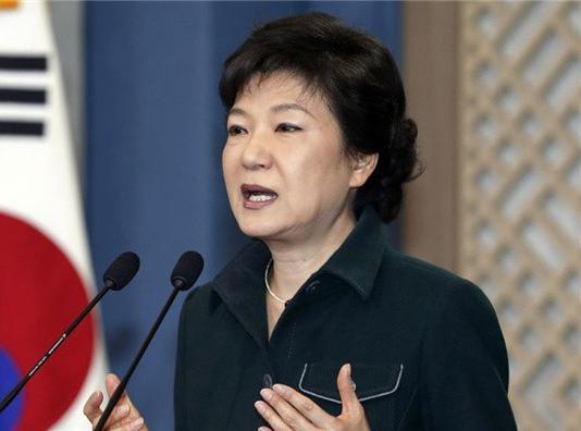 朴槿惠和崔顺实共谋 从三星受贿约2.56亿元