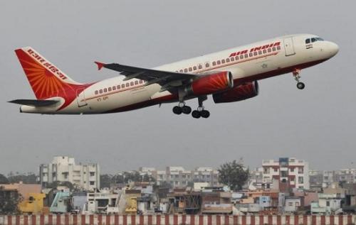 资料图:印度航空公司客机