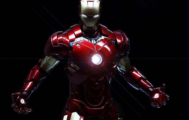 土豪们的的玩具 漫威官方正版钢铁侠可穿戴盔甲面世