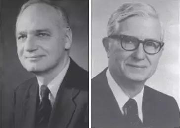 左图:基斯·瑞茨玛(Keith Reemtsma);右图:詹姆斯·哈迪(James Hardy)(图片来源:参考文献[1])