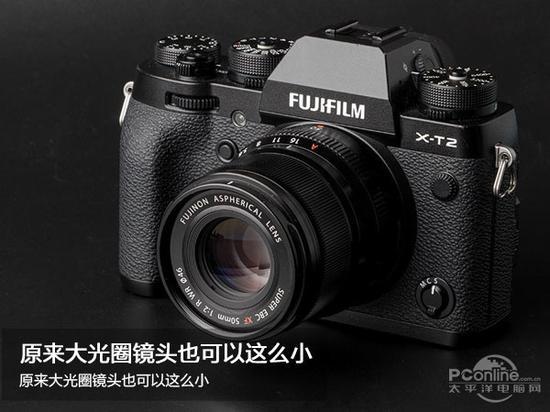 富士 XF50mmF2 R WR