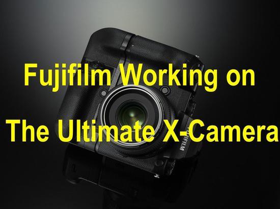 富士进入专业市场的决心已定,未来可以看到更多富士高端相机
