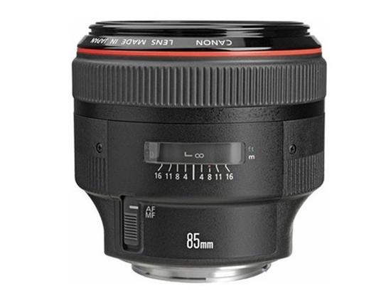 佳能EF 85mm f/1.4L IS如发布,比起EF 85mm f/1.2L镜头更有市场