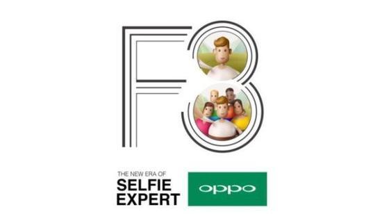 OPPO F3宣传海报