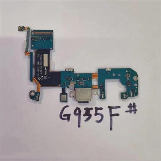 图为曝光三星GalaxyS8系列内部模块(图片源于网络)