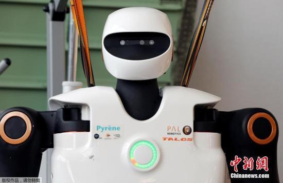 资料图:机器人。