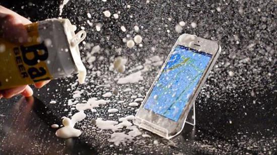 20年后终成标配解读手机防水背后故事