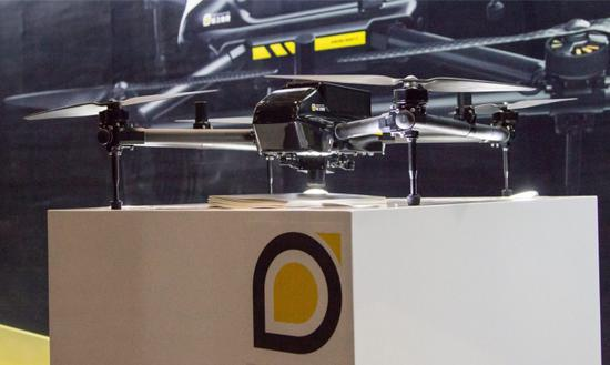 极飞首款智能测绘无人机XGeomatics C2000
