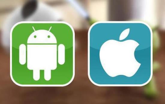 安卓 VS iOS