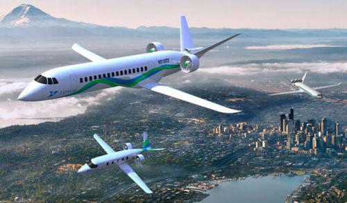 航空公司和波音公司投资