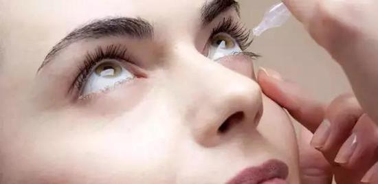 日常使用滴眼液需要多加注意