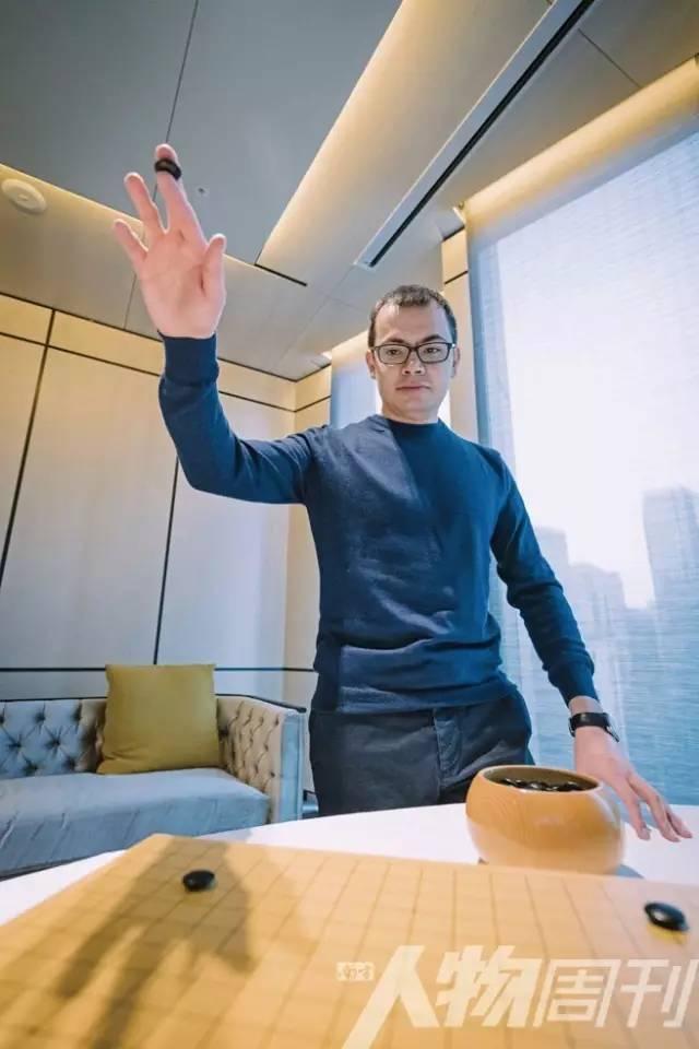 谷歌DeepMind创始人、AlphaGo之父戴密斯·哈萨比斯