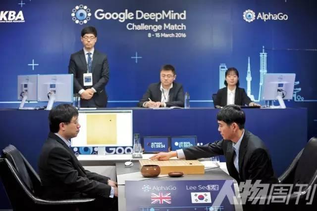 2016年3月,AlphaGo以4比1击败李世石九段