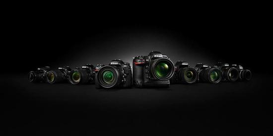 尼康相机正处于调整和结构重组的阶段