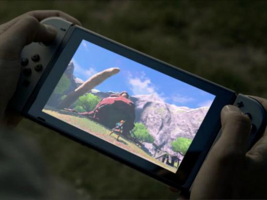 传任天堂将推小尺寸Switch:实为掌机版(图片来自于Engadget)