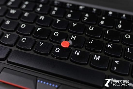 ThinkPadX270键盘手感不错指点杆醒目