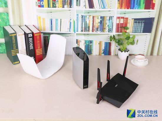 3款顶级无线路由器大PK