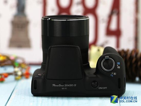 佳能长焦相机PowerShotSX430IS