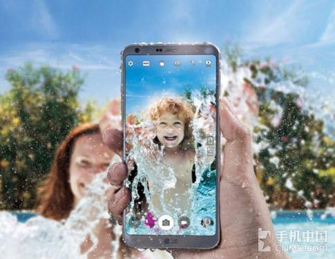 LG G6首次支持防水