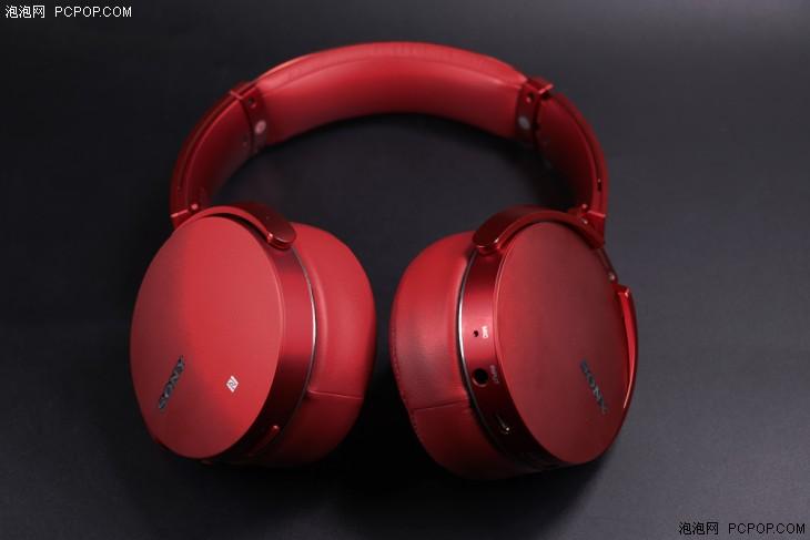 一键增强重低音 索尼mdr-xb950b1蓝牙耳机体验