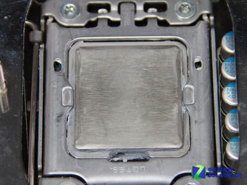 cpu内部结构电子显微图