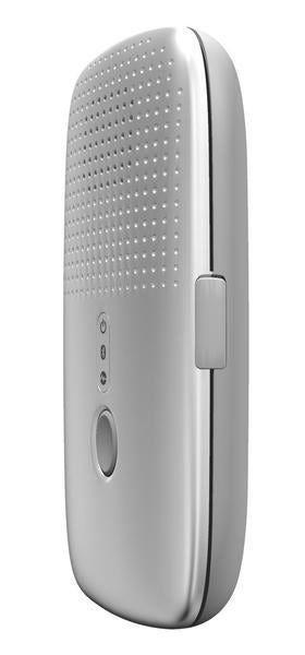用户可将设备靠近认为有异味的身体部位,设备将通过配套App进行检测,其结果包括导致异味产生来源、气味强度等数据。