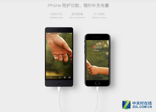 iPhone陪护功能