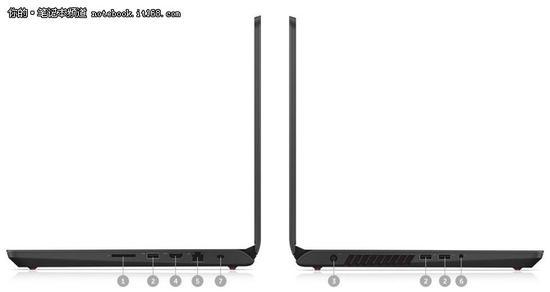 戴尔DELL游匣15 7000(7559)(Ins15PR-2548B)15.6英寸灵越游戏笔记本