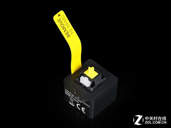 """""""小众""""的Razer黄轴能否占据庞大的键盘市场?"""