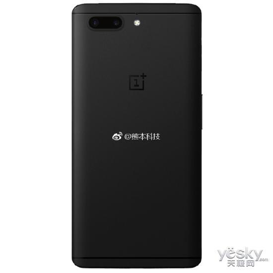 一加手机5最新渲染图曝光:并非前置双摄?