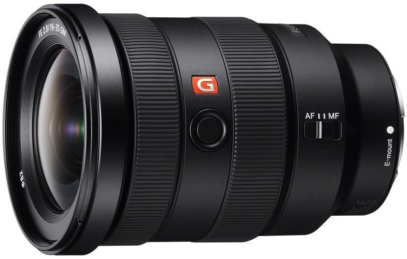 全画幅广角变焦索尼G大师镜头SEL1635GM