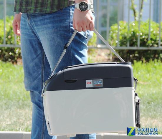 后装车载冰箱便携性更好