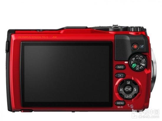 奥林巴斯推三防相机TG-5