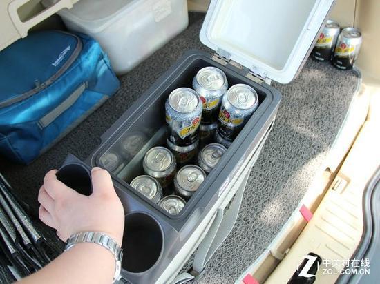 后市场车载冰箱更加灵活