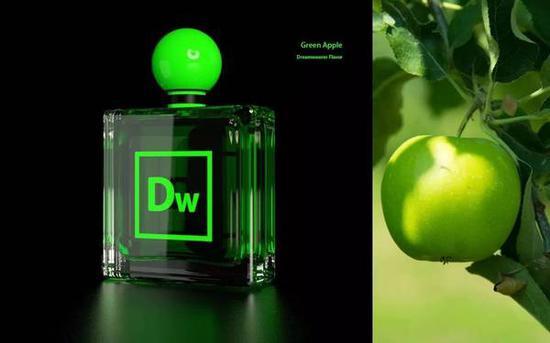 (青苹果味的 Dw)