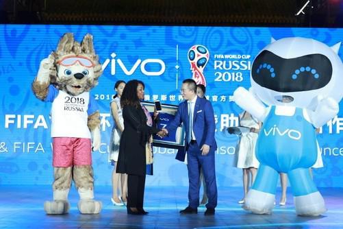 vivo加快体育营销 赞助两项最受欢迎运动
