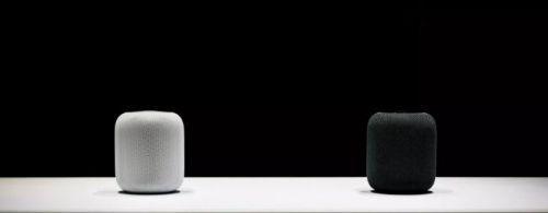 苹果HomePod