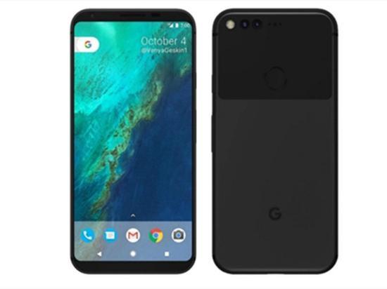 谷歌新代PixelXL曝光(图片来自baidu)