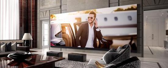 电视机的价格为53.9万美元,要安装还需另加3.85万美元。
