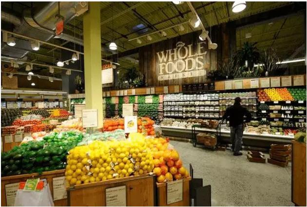 ▲全食超市(图片来源:谷歌)